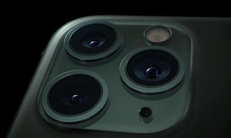 iphone 11 night mode camera