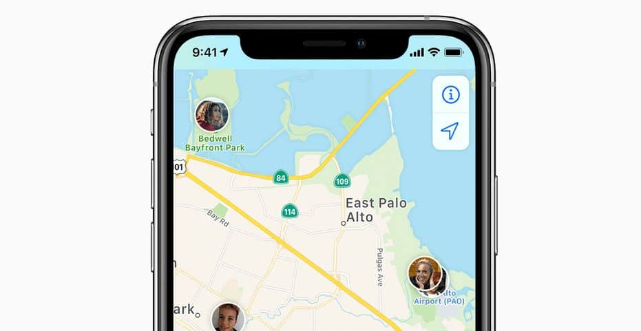 What You Need to Know about Location Sharing in iOS on iPhone