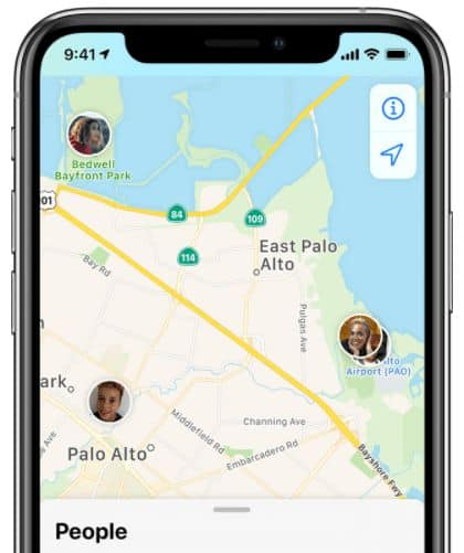 How To Track Your Kids With Your iPhone